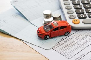 apport personnel pour un crédit auto